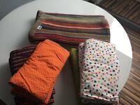 Set of mamas papas blanket and cot bumper timbuktales