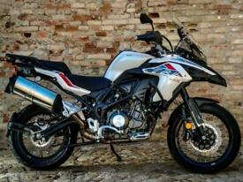 BENELLI TRK 502 X 500cc adventure touring trail enduro motorcycle A2 Licence