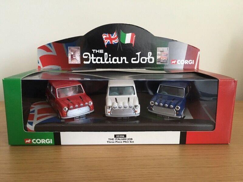 Corgi Italian Job Movie Cars In Hilton Derbyshire Gumtree