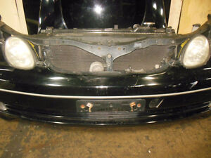 JDM 98-05 Toyota Aristo Lexus GS300 Front End Nose cut Lexus GS4