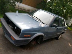 Part out jetta mk2 1992