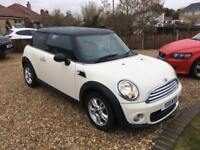 2011 Mini 1.6TD Pepper One D 90 BHP 79,000 Miles FSH Immaculate Condition