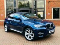2009 BMW X6 xDrive30d 5dr Step Auto COUPE Diesel Automatic