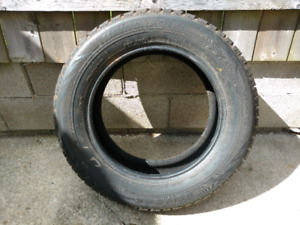 "16"" Bridgestone Blizzak snow tires"