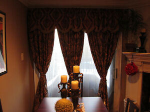window treatments $150 for all