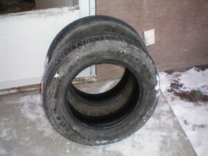 2 Goodyear Eagle LS2 Tires * P195 65R15 89S * $50.00 for 2