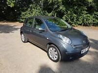2006/06 Nissan Micra 1.4 16v auto SVE Drives beautifully ! Part ex to clear !