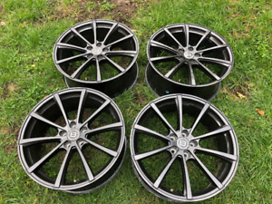 "20""x8.5"" Mags Roues for pour Audi 5x112"