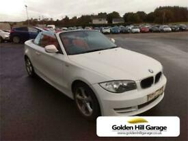 image for 2010 BMW 1 Series 2.0 118I SPORT 2DR Convertible Petrol Manual