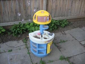 Little Tikes Kitchen - Used outside