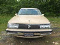 1987 Buick Electra Sedan      PRIVATE SALE