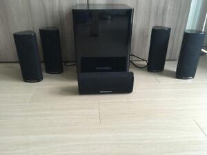 Harman Kardon HKTS 16: 5.1 Surround Sound Speakers System