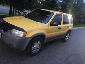 2003 Ford Escape AWD SUV, Crossover CERTIFIED.