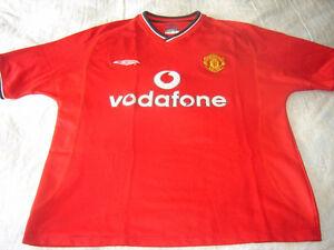 Manchester United Umbro Jersey (early 2000s era) Kitchener / Waterloo Kitchener Area image 1