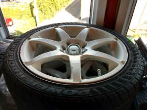 Fast wheels for honda civic