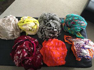 Ladies Stella and Dot NEW scarfs for sale