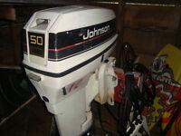 50 HP Johnson
