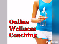 Online Wellness Coaching to Lose Weight and Gain Energy