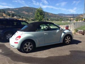 2006 Volkswagen Beetle Convertible