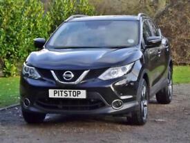 Nissan Qashqai 1.2 N-Tec Plus Dig-T 5dr PETROL MANUAL 2015/65