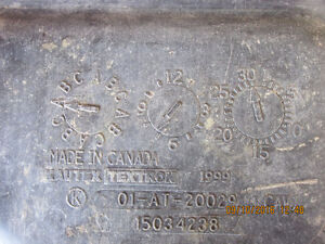 1999 Chevy Gas Tank Kitchener / Waterloo Kitchener Area image 8