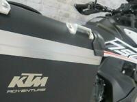 KTM 790 Adventure - FULL Touratech luggage