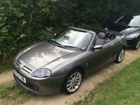 Rare 53 Reg MG TF 135 SPRINT 35000 miles! 2 owners FSH inc Head Gasket & Upgraded Coolant Pipes etc