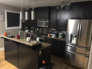HIGH END 2 Storey Duplex w/ GARAGE - 3 BDR, 4 BATH in Whitecourt