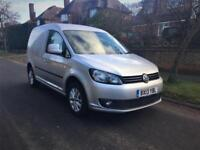 2013 Volkswagen Caddy 1.6TDI ( 102PS ) C20 Highline BMT NO VAT
