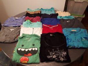 Lot 10$ : 33 mcx vêtements été P/Ado-fille T :M