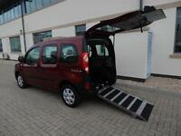 2011 Renault Kangoo 1.6 Extreme Wheelchair Accessible Vehicle 12,000 Miles