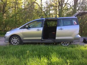2010 Mazda 5, minivan, Automatic, A/C (francais)