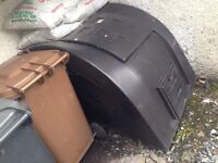 Large coal bunker for sale