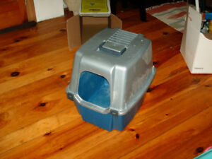 Large Size Cat Litter Box
