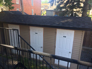 Beautiful Storage units (Sheds x 3 ) for sale $800.00 neg