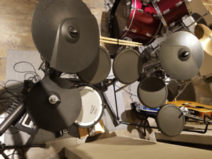 Upgraded Roland TD3 Full Electric Kit NEGOTIABLE