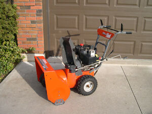 Noma Performance   8HP/24IN Snowblower