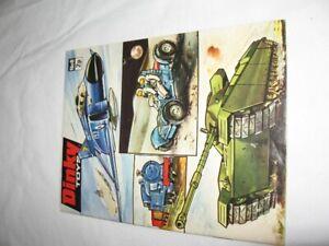 Dinky Toys Catalogue