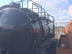 5500 US Gal. Big Vacuum Tank