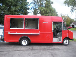 FOOD TRUCK * BUILD TO SUIT