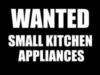 **Wanted** Small Kitchen Appliances for Community Café (Panini Maker, Coffee Machine etc.)