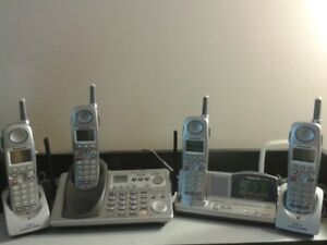Panasonic 5.8 GHz Cordless Answering System