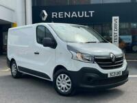 2021 Renault Trafic RENAULT TRAFIC SL30 ENERGY dCi 145 Business Van Panel Van Di