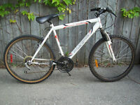 SUPERCYCLE  ADULT /  TEEN BIKE ( 21 SPEED  WITH FRONT SHOCKS )