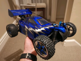 Brushless HSP RC Cars x2