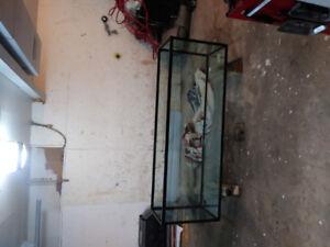 125 gallon X large fish/reptile aquarium