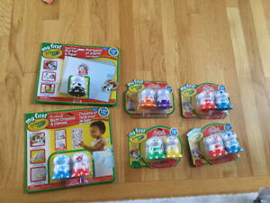 Need Stocking Stuffers?BN in Boxes Crayola First Crayons & Stamp