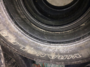 "20"" tires for pickup truck or SUV"