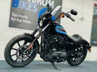 Harley-Davidson Sportster 1200 IRON SPORTSTER ! ULTRA LOW MILES ! STUNNING