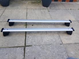 Audi Q5 roof bars/racks